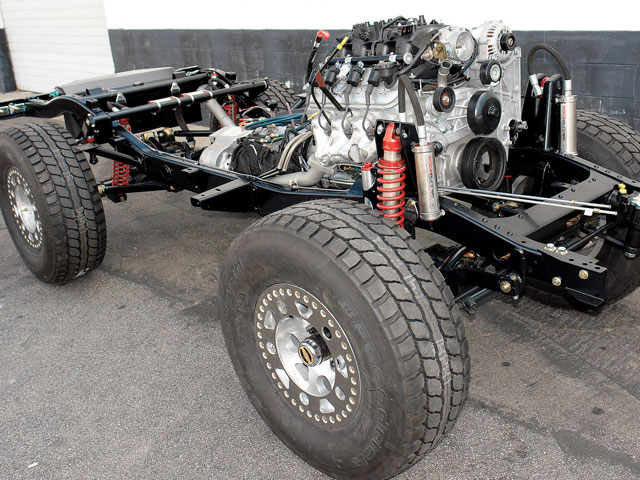 0803or 05 z+tlc fj40 land cruiser score baja 1000+engine chassis