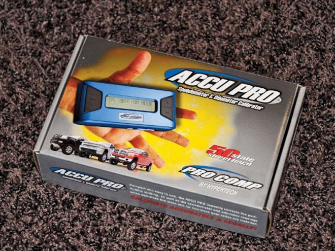 Accu Pro Jeep JK Speedometer & Odometer Calibrator - Product Review