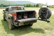 014 two hummers 2009 h3t adventure rear storage