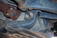 005 two hummers h3 front differential