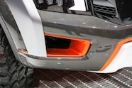 Nissan Titan Warrior Concept exterior details 02