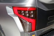 Nissan Titan Warrior Concept taillight