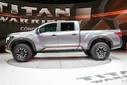 Nissan Titan Warrior Concept side