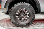 Nissan Titan Warrior Concept wheels