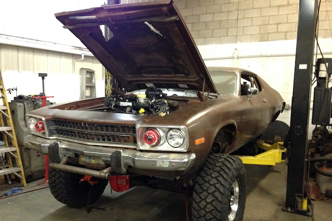 Mad Maxxis Off-RoadRunner, Part 3