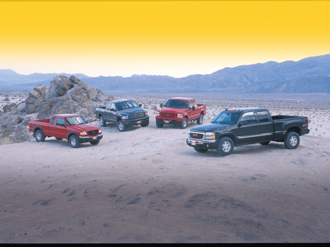 2003 Pickup Truck of the Year