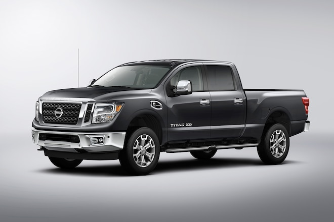 We Tow and Go Off-Road with the 2016 Nissan Titan XD