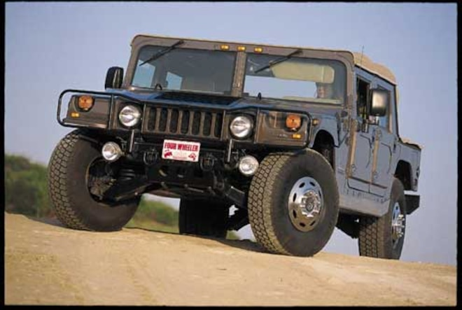 1999 AM General Hummer H1