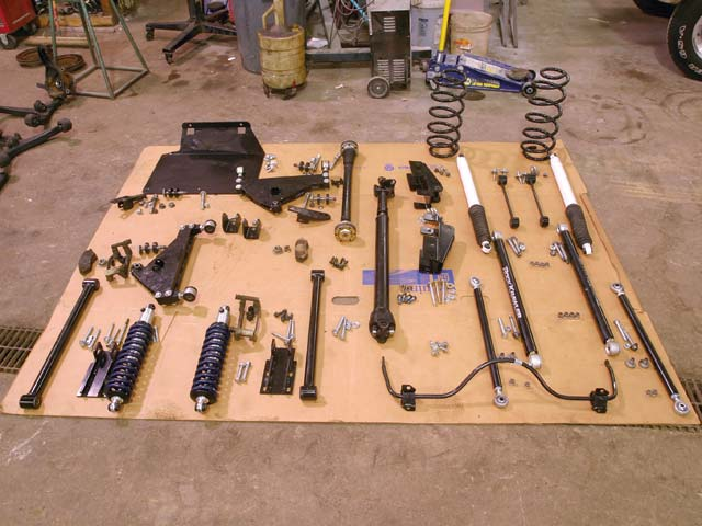 129 0509 02 z+2004 jeep liberty+suspension kit