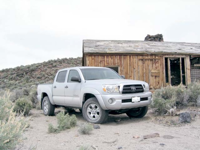 2005 Toyota Tacoma TRD Double Cab Review - Long-Term Report