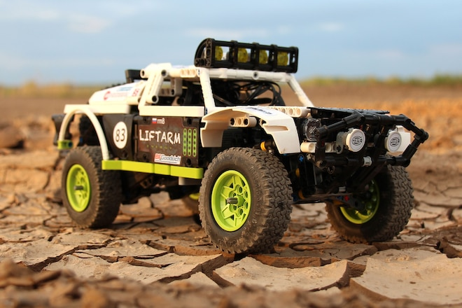 The Trophy Truck You Can Afford! – Lego Style