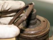 129 0801 08 z+saginaw steering box+remove locknut