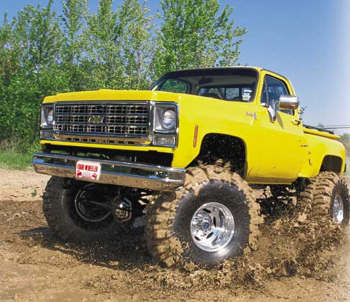 1979 Chevy Truck >> 1979 Chevy Silverado Custom Featured Vehicles Four