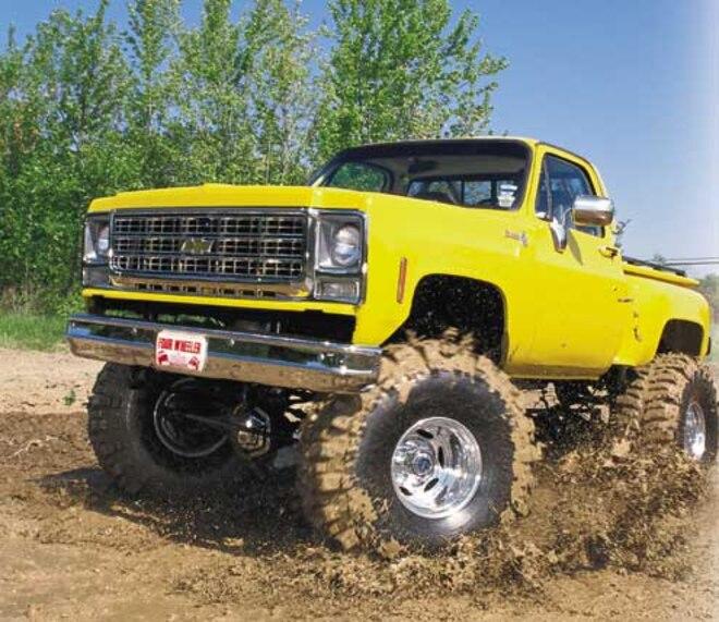 79 Chevy Truck >> 1979 Chevy Silverado Custom Featured Vehicles Four Wheeler Magazine