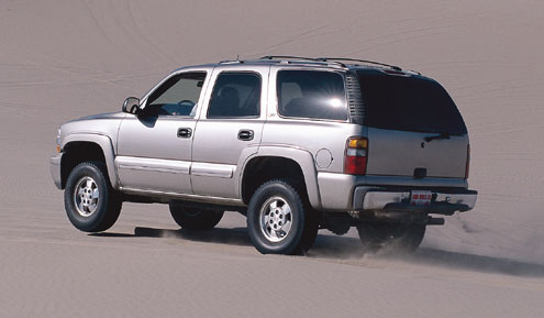 2001 Chevy Tahoe Z 71
