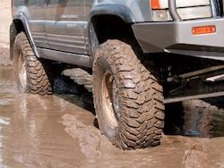 Cooper STT - Tire Test