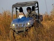 0803or 01 z+yamaha rhino 700 fi automatic 4x4+blue rhino