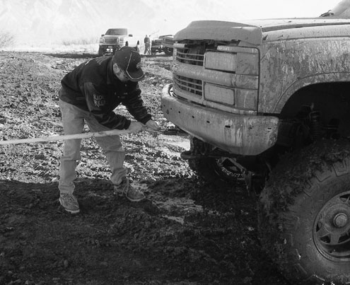 Extraction Tricks When Your Truck is Stuck, Sunk, or High Centered