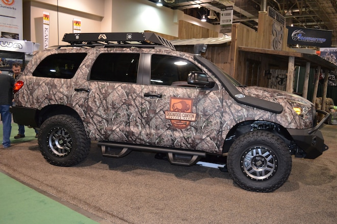 Adventure Ready Rigs From The 2016 SHOT Show