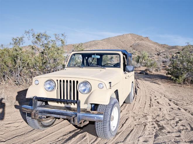 1967 Jeepster Commando Restoration - Reviving the Rust Bucket