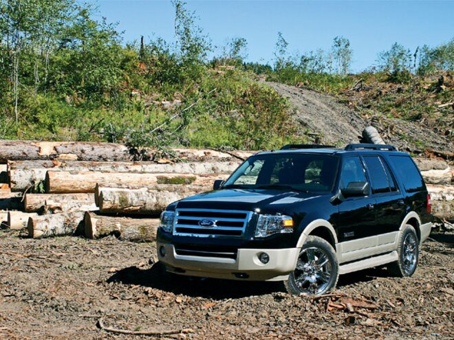 2007 Ford Expedition EL- First Drive and Review