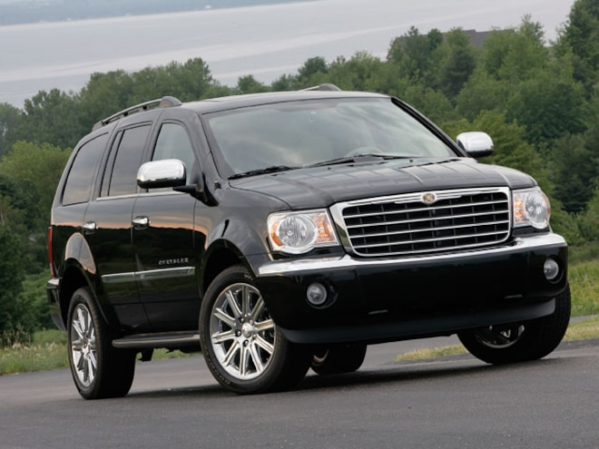 2007 Chrysler Aspen - Review and First Drive