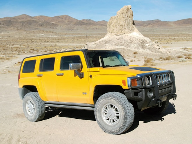 2006 Hummer H3 Long Term Report