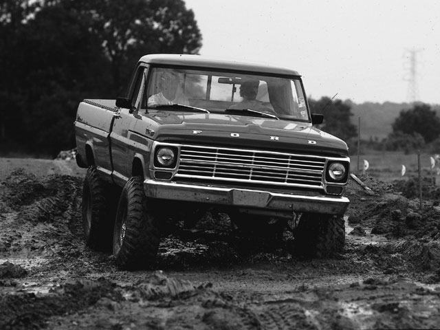 how to buy a used 1967 1979 ford pickup truck 4 wheel and131 9706 01z ford pickup front view