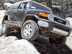 Toyota Rock Sliders - 4x Products