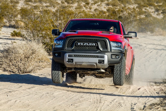 Nuts & Bolts: 2015 Ram 1500 Gearing Options