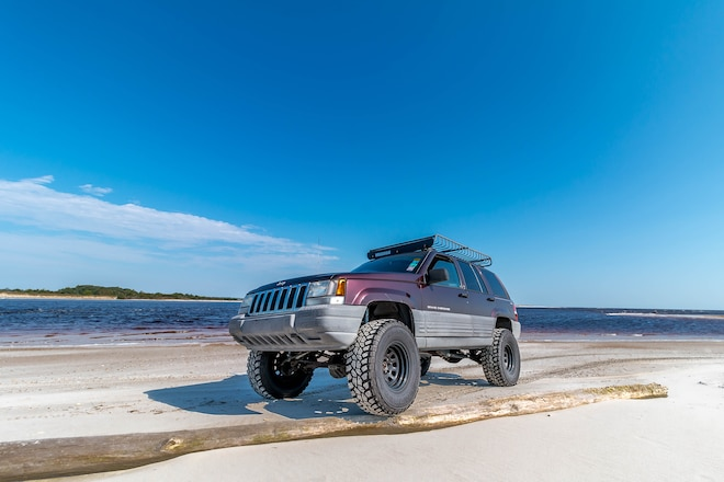Install and Review: Rough Country Long Arm Suspension on a Jeep Grand Cherokee