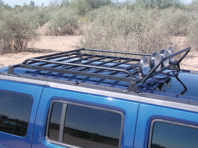 february 2007 4x4 Products roof Rack Photo 9639804