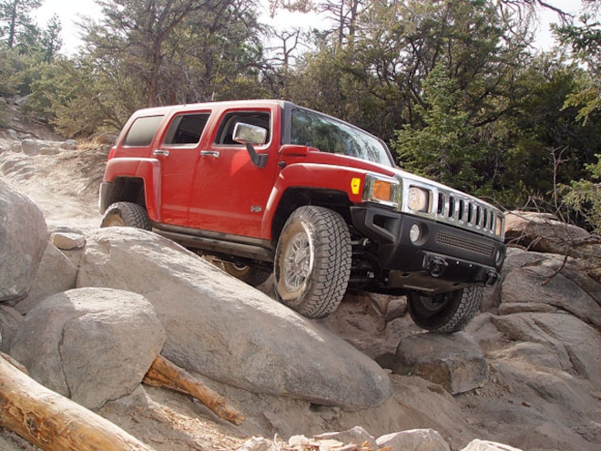 2007 Hummer H3 - 2007 4x4 Of The Year