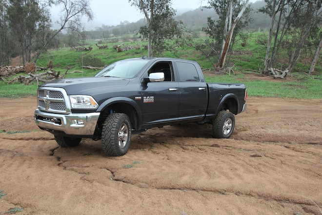 2015 Ram Power Wagon Proves Why it's the Best Pickup for 2015