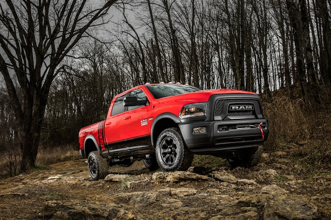 UPDATED WITH VIDEO - 2017 Ram Power Wagon Makes Debut at 2016 Chicago Auto Show