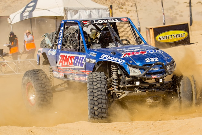 2016 King of the Hammers UTV Racing, Every Man Challenge & The Start