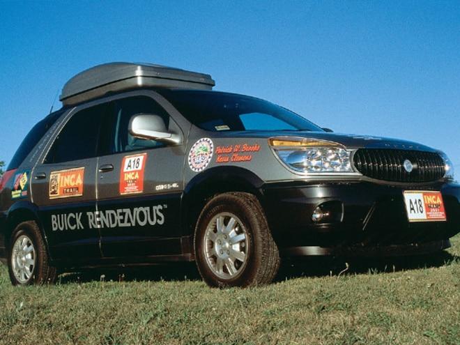 Buick Rendezvous - 4X News