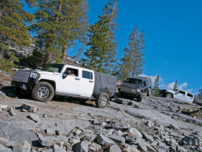2009 Hummer H3T Review - First Drive