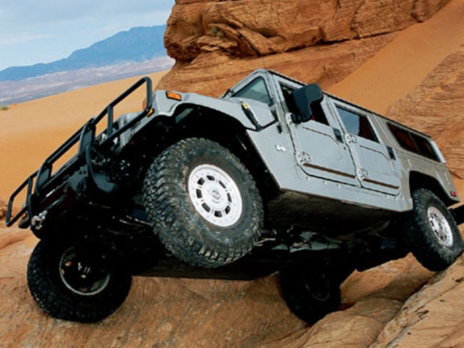 2005 H1 Hummer - Off-Road - H1 Hammer