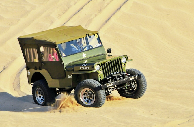 1943 Willys Jeep - Recreational Duty
