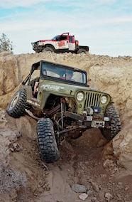 jeep wheeling at tds