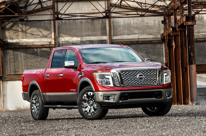 First Look: Nissan Brings Non-XD Titan to Chicago Auto Show