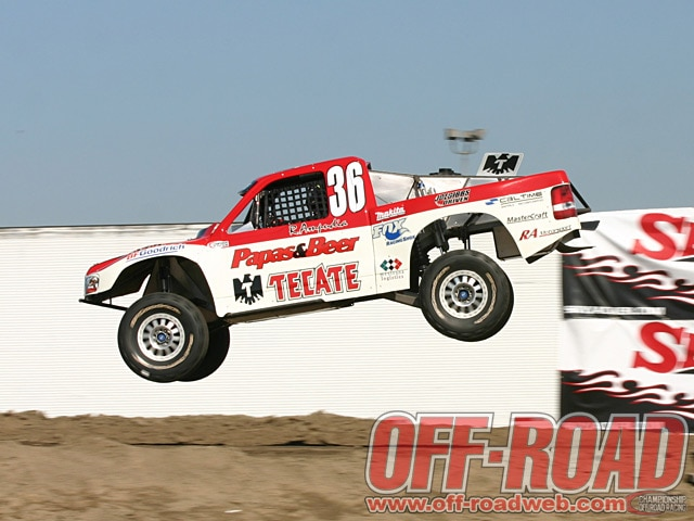 0804or 2757 z+championship off road racing pomona+pro 2 trucks