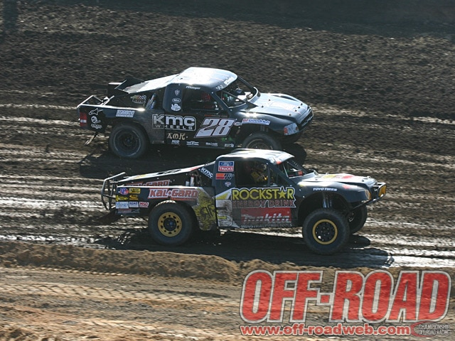 0804or 2866 z+championship off road racing pomona+pro 2 trucks