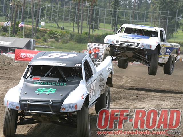0804or 4783 z+championship off road racing pomona+pro 2 trucks