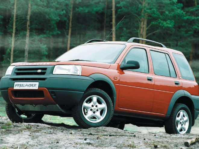 4X News - Land Rover Freelander