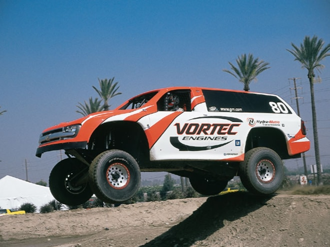 2002 Nissan Xterra Supercharged & Off-Road Truck News - Insider Off Road