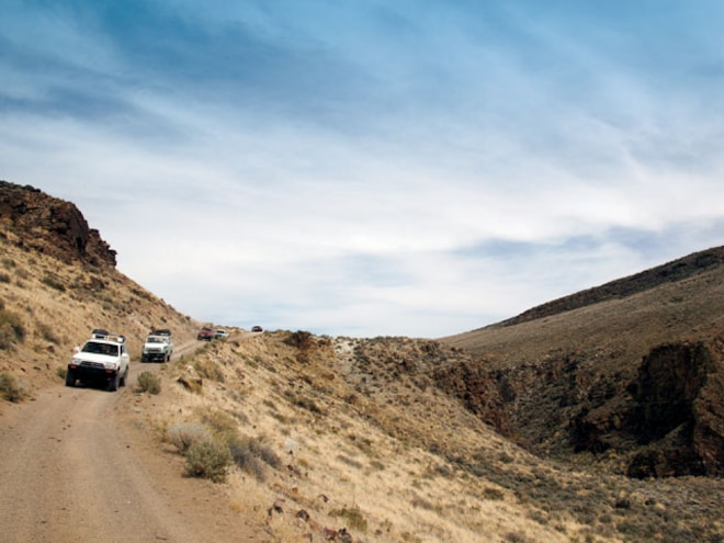 Black Rock Desert Nevada 4x4 Adventure - Westward Ho!