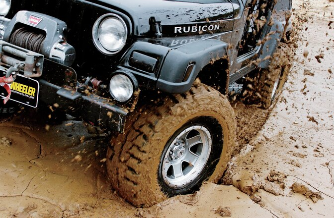Dick Cepek Mud Country Tire Test