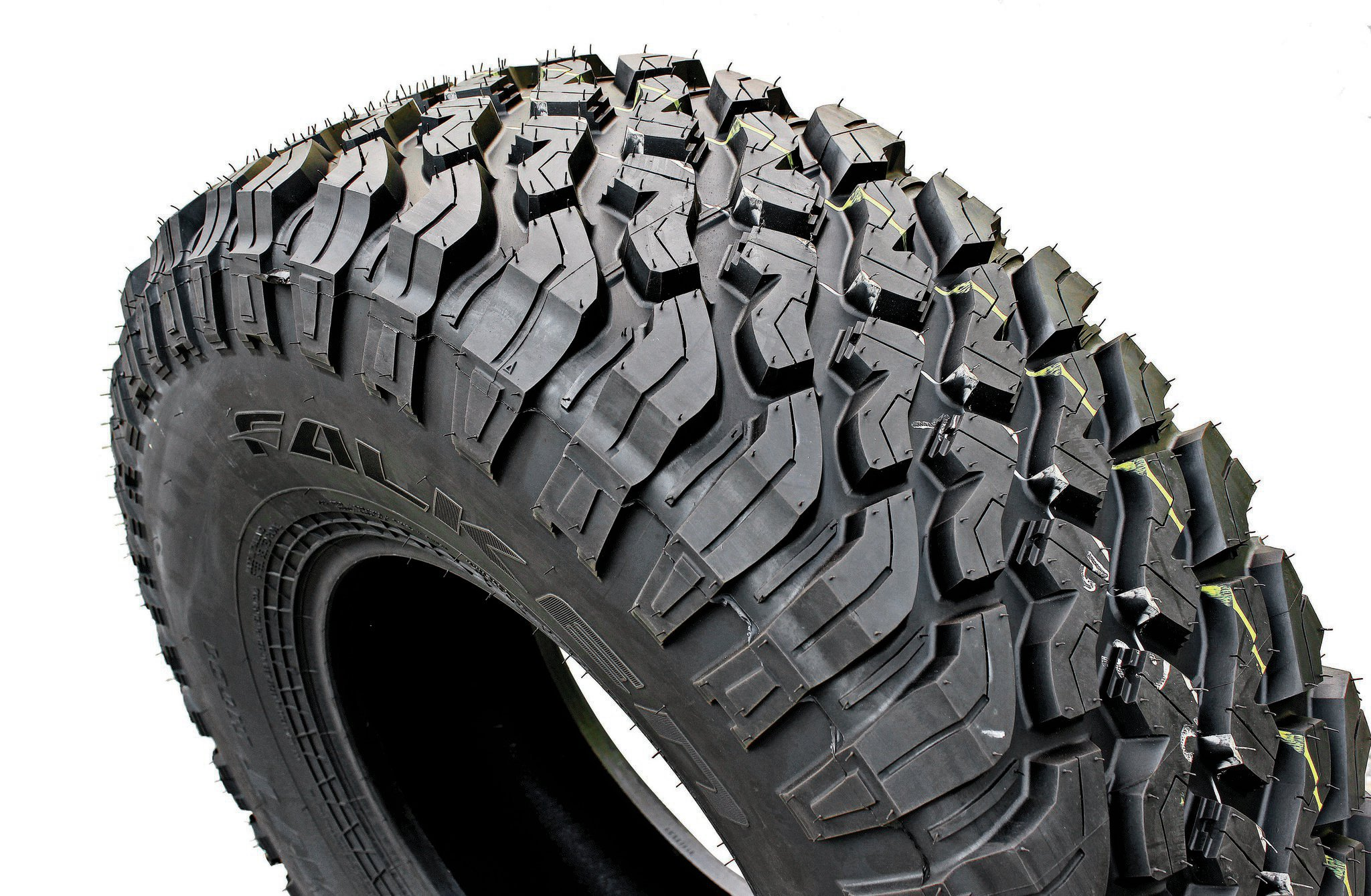 It's tough for us not to get excited when a new mud-terrain tire hits the market, especially when it's on the heels of a successful all-terrain tread from the same company. While the WildPeak M/T's tread layout looks fairly basic by today's standards, sometimes simplicity can be the best approach. In this case, logical tread shapes and substantial sidewall tread proved a recipe for success. Although these are prototypes, standard-production versions are reported to look extremely similar.